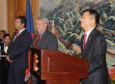 Oslava devětašedesátého výročí založení Čínské lid...