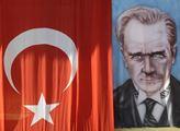 """Turecko si připomnělo osmdesáté výročí smrti """"Otce..."""