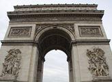 Vítězný oblouk dal vybudovat Napoleon Bonaparte na...