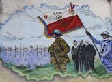 V městečku Darney v létě roku 1918 Francie poprvé ...