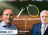 Pavel Sehnal (ODA): Všechny pokusy o modernizaci tenisu selhaly, snad neumře
