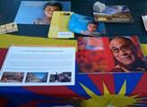 """Demonstrace """"Češi Tibet podporují"""""""