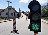 V Praze a Středočeském kraji probíhá řada oprav a rekonstrukcí na dálnicích a silnicích prvních tříd