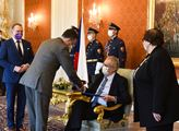 Prezident republiky jmenoval místopředsedu Nejvyššího soudu ČR