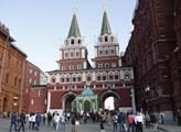 Tisíce lidí v ulicích Moskvy. Šlo o volby do zastupitelstva města