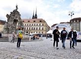 Český jarmark SPD v Brně