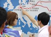 Třeba Henan Bonded Legistics Center vozí zboží po ...