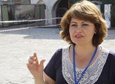 Ředitelka Muzea historie a kultury Krymských Tatar...