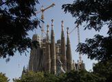 Katalánská Barcelona je plná architektonických skv...