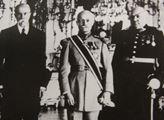 S generálem Janem Syrovým při audienci u prezident...