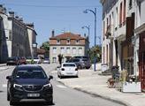 Darney se nachází v severovýchodní Francii