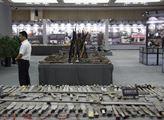 V Číně otevřeli expozici o terorismu určenou pouze...