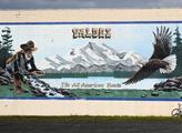 Aljaška je za dobrého počasí učiněným rájem