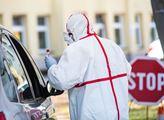 Koronavirus: Pozitivní zpráva z Česka. Jde o počty nakažených