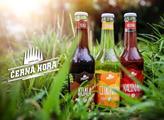 Nové etikety pro limonády Lobkowicz