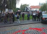 Protest proti fašismu na Ukrajině, Evropané proti ...