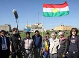 Oslavy kurdského nového roku Newrozu