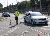 Na pořádek dohlíželi policisté