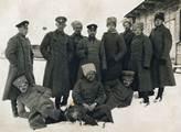 S bratry legionáři v Treskyni roku 1917