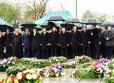 Slavnostní ceremoniál na Vítkově u příležitosti 10...