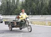 V Sin-ťiangu se daří budování nové infrastruktury