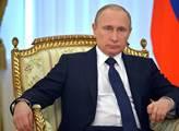 Chcete nás zničit a mít z nás žebráky, vzkázal Putin Američanům. A má to dohru