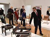 Premiér Andrej Babiš v rámci oslav stého výročí ko...