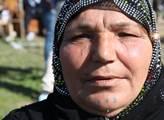 Kurdské ženy a dívky