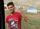 Kolem iráckého města Dahúk je nespočet uprchlickýc...