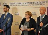 Stanislav Polčák, Jana Zwyrtek Hamplová, Ivo Valen...