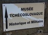 Je tam i československé muzeum