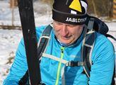 Na běžkách v Orlických horách