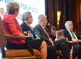 Prezident Zeman na byznys fóru v Číně