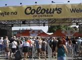 Vstupní brána na Colours of Ostrava