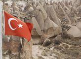 Ve vnitrozemí Turecka ležící Kappadokie