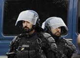 Policejní obrněnci