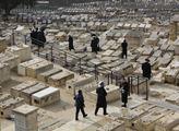 Židovský hřbitov na Olivetské hoře v Jeruzalémě