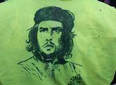Revolucionář Che Guevara