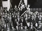 Fotografie dobrovolníků z roku 1918