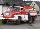 Zasahovali dobrovolní hasiči z Vranové Lhoty