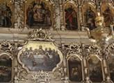 V řeckokatolickém kostele v Užhorodu