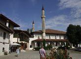 Chánova mešita v Bachčisaraji