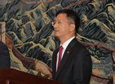 Velvyslanec Zhang Jianmin