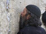 U Zdi nářků v Jeruzalémě