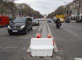 """Hlavní """"boje"""" s policií při demonstracích ve Franc..."""