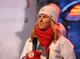 Dvojnásobná zlatá medailistka ze zimní olympiády 2...