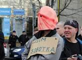 Protivládní demonstrace na Václavském náměstí, kte...