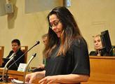 Náměstkyně ministra životního prostředí Berenika P...