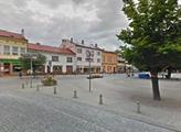 Bystřice pod Hostýnem: Blánatka lipová na náměstí