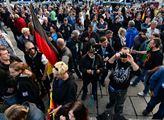 V Chemnitzu se schází další demonstrace proti imig...